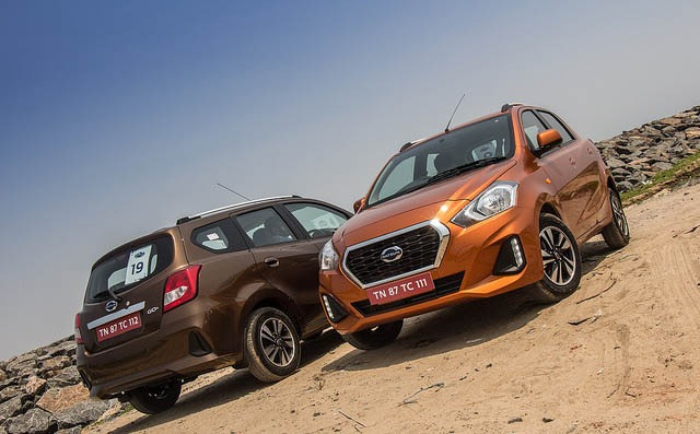 Datsun GO and GO+ Facelift Launched in India 5