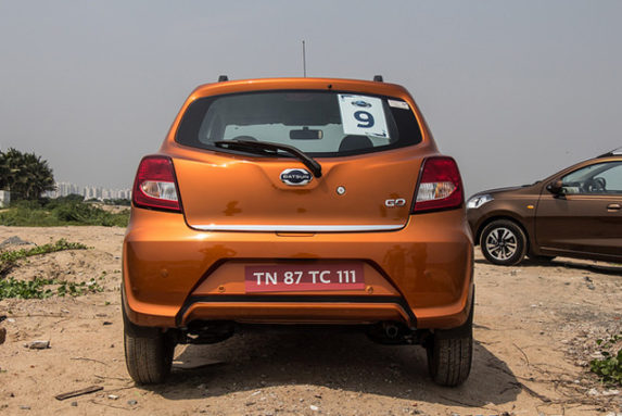 Datsun GO and GO+ Facelift Launched in India 9
