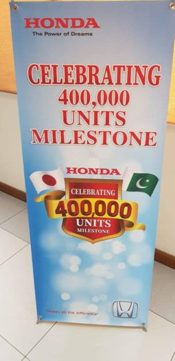 Honda Atlas Cars Celebrates 400,000-unit Production Milestone 3