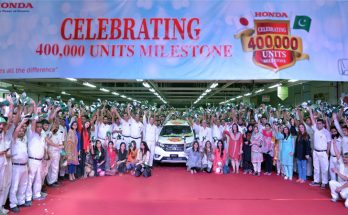 Honda Atlas Cars Celebrates 400,000-unit Production Milestone 10
