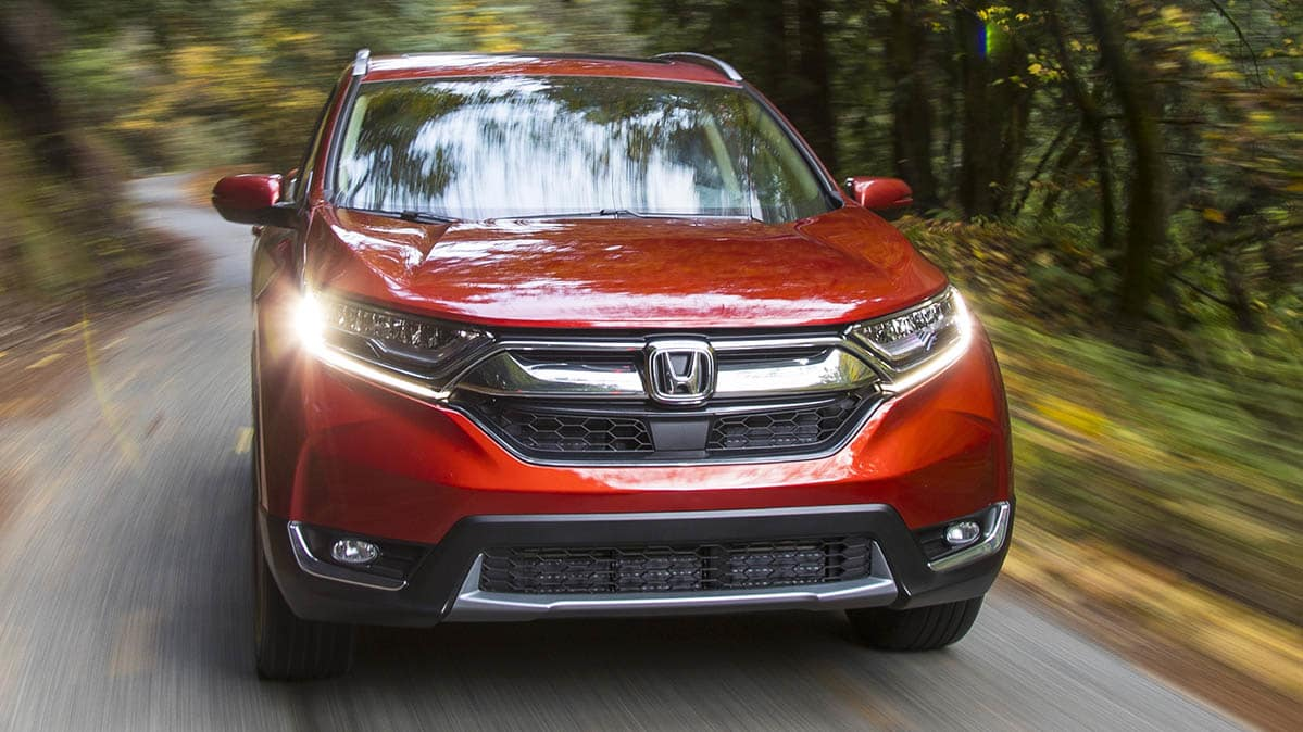 Honda CR-V Affected by Engine Troubles in USA 8