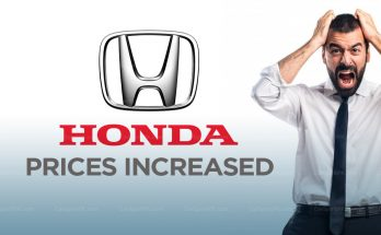 Honda Atlas Increases Prices of Its Cars by Up to Rs 100,000 18