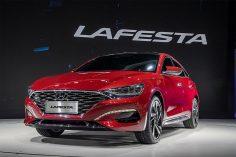 Hyundai Lafesta- A Korean Sedan For China With An Italian Name 5