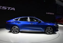 Hyundai Lafesta- A Korean Sedan For China With An Italian Name 11