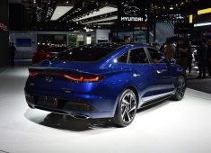 Hyundai Lafesta- A Korean Sedan For China With An Italian Name 12