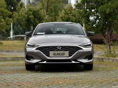 Hyundai Lafesta- A Korean Sedan For China With An Italian Name 24