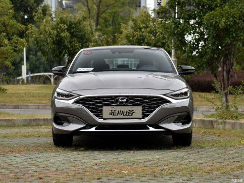 Hyundai Lafesta- A Korean Sedan For China With An Italian Name 13