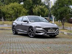 Hyundai Lafesta- A Korean Sedan For China With An Italian Name 23