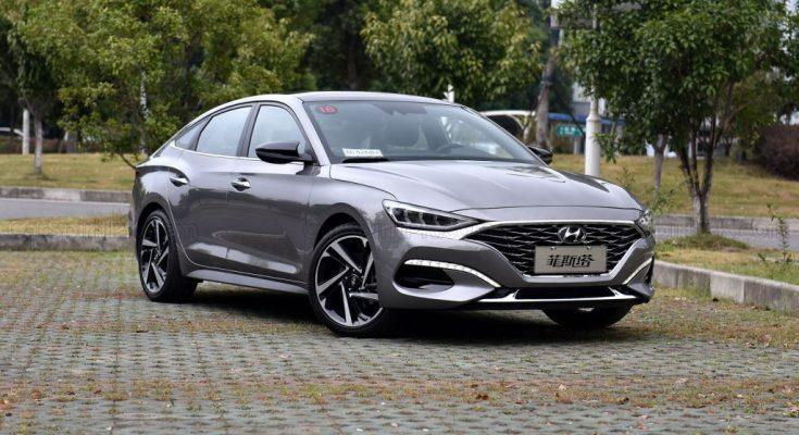 Hyundai Lafesta- A Korean Sedan For China With An Italian Name 1