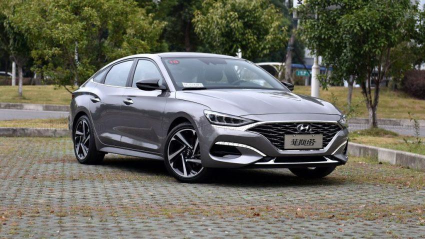 Hyundai LaFesta Sedan Launched in China 3