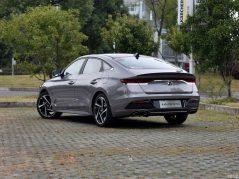 Hyundai Lafesta- A Korean Sedan For China With An Italian Name 21