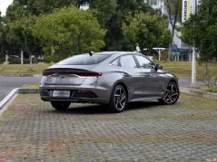 Hyundai Lafesta- A Korean Sedan For China With An Italian Name 26