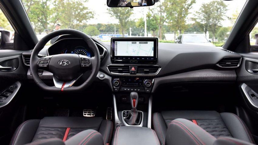 Hyundai LaFesta Sedan Launched in China 4