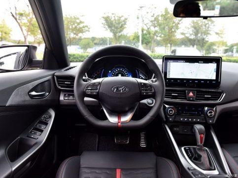 Hyundai Lafesta- A Korean Sedan For China With An Italian Name 28