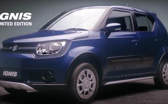 Maruti Suzuki Offering Suzuki Ignis Limited Edition 4