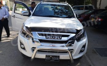 Ghandhara Launching Isuzu D-Max This Week 12