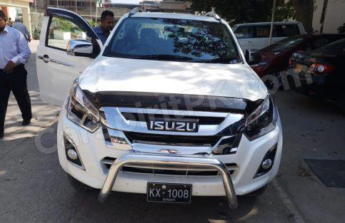Ghandhara Launching Isuzu D-Max This Week 2