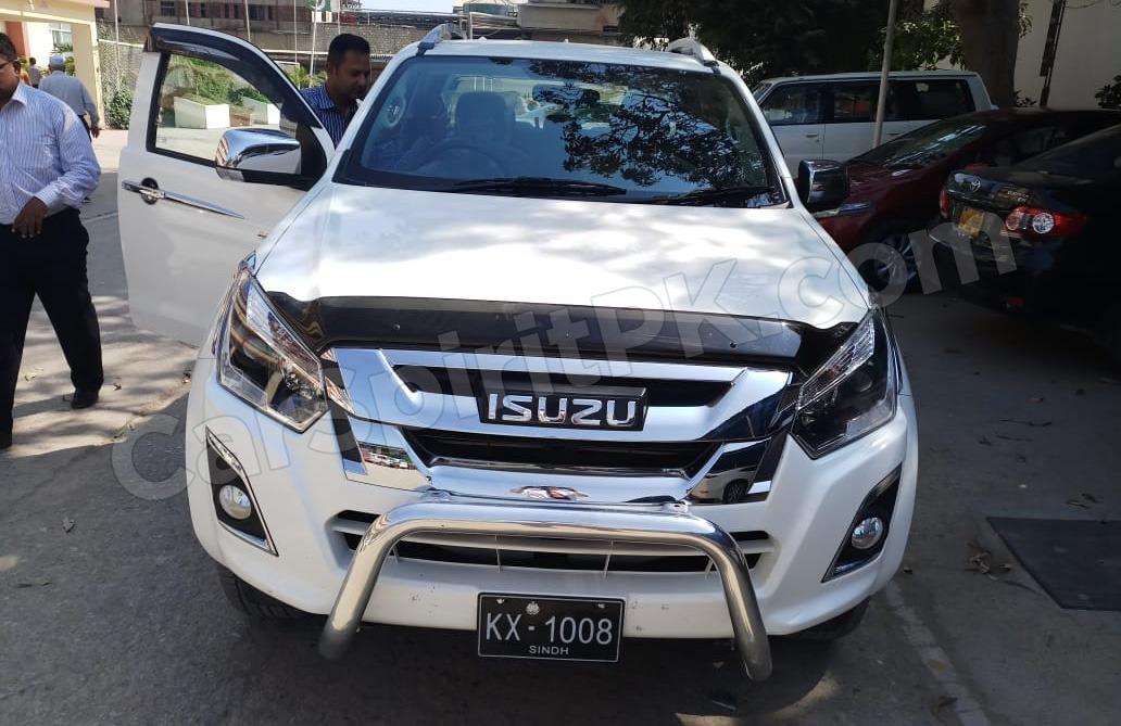 Ghandhara Launching Isuzu D-Max This Week 1