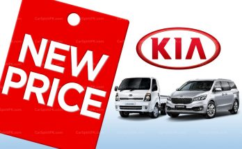 Kia Prices Revised in Pakistan 17