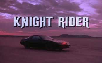Remembering The Knight Rider from 1980s 1