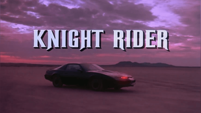 Remembering The Knight Rider from 1980s 10