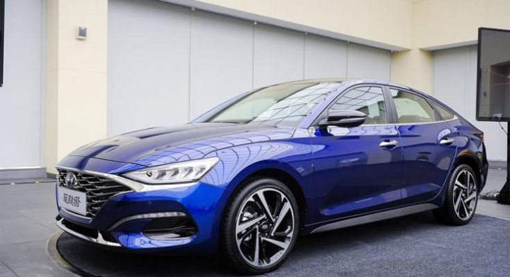 Hyundai LaFesta Sedan Launched in China 1