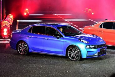 Lynk & Co 03 Sedan Launched 4