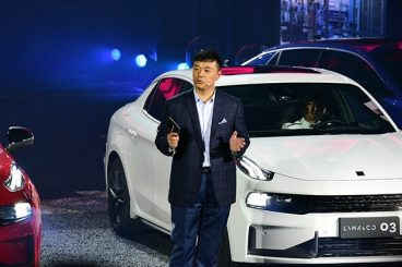 Lynk & Co 03 Sedan Launched 5