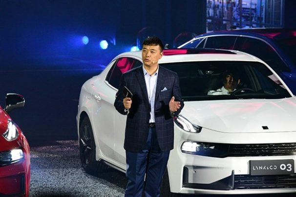 Lynk & Co 03 Sedan Launched 3