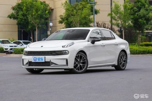 Lynk & Co 03 Sedan Launched 8