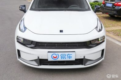 Lynk & Co 03 Sedan Launched 11