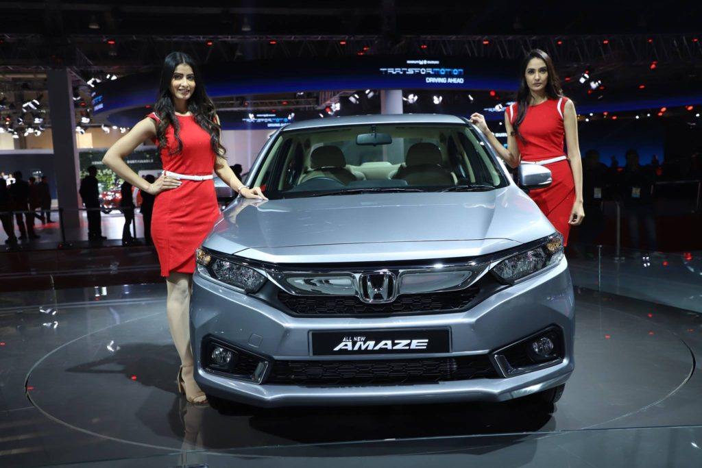 The 2018 Honda Amaze and Suzuki Dzire Subcompacts 2