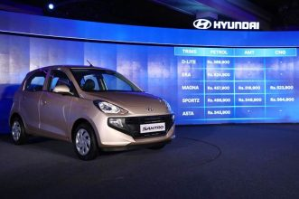 All New Hyundai Santro Launched in India 3