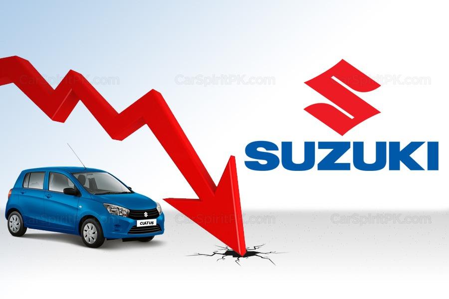 Pak Suzuki Posts 55% Decline in 9 Month Net Profit 2