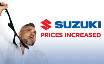 Pak Suzuki Increase Prices on Certain Variants 4