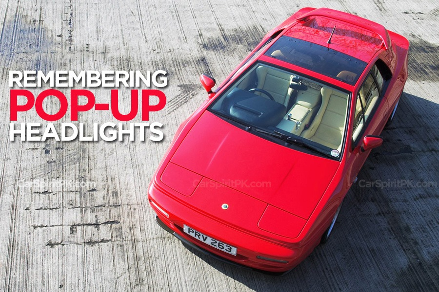 Remembering the Fascinating Pop-up Headlights 4