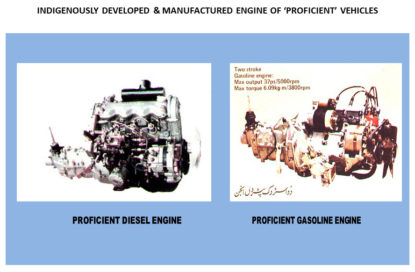 Remembering the Proficient- Pakistan's First Locally Produced Automobile 7