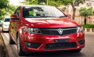Next Gen Proton Preve to be Based on Geely BinRui 4