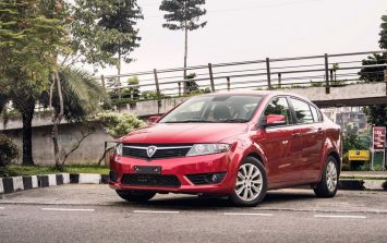 Next Gen Proton Preve to be Based on Geely BinRui 6