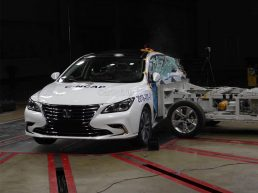Changan Raeton CC Got 5 Stars from CNCAP Crash Tests 6