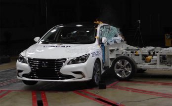 Changan Raeton CC Got 5 Stars from CNCAP Crash Tests 14