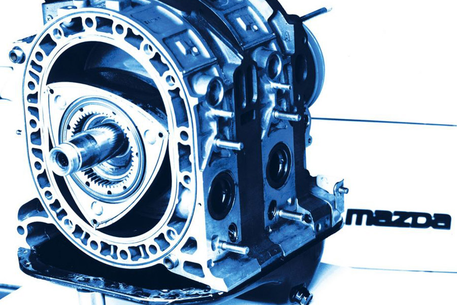Mazda Confirms the Return of Rotary Engine As a Range-Extender Hybrid 2