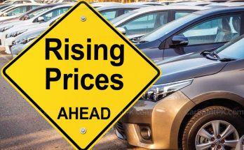 Rising Car Prices Will Have a Negative Affect on the Automobile Industry 8