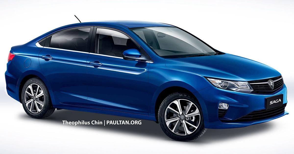 Next Generation Proton Saga Rendered 10