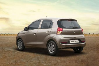 Hyundai Santro Breaches 50,000 Sales Mark in India 3