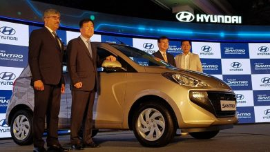 All New Hyundai Santro Launched in India 2