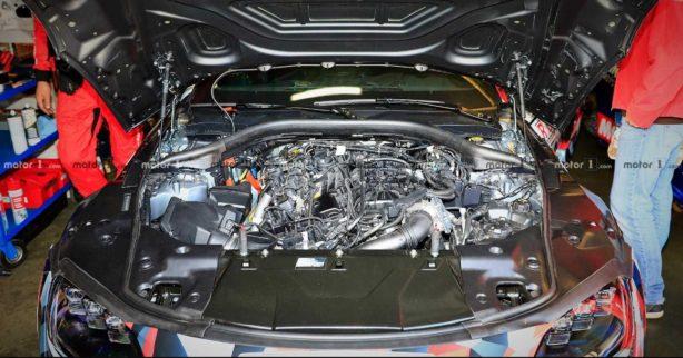 2019 Toyota Supra Spied at Nürburgring 2