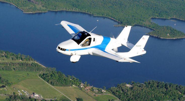 Geely Owned Flying Car Developer Terrafugia Starts Taking Orders 1