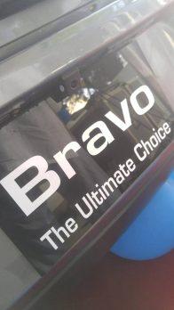 United Bravo Booking Open 8
