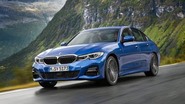2019 BMW 3 Series Debuts at Paris Motor Show 36